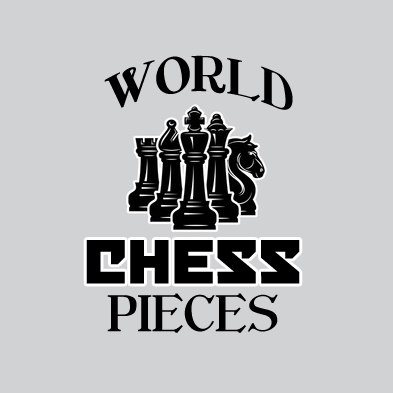 World Chess Pieces